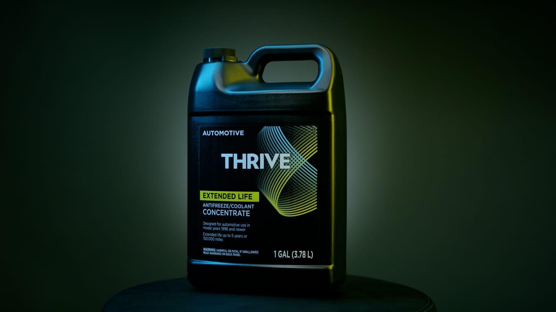 Thrive Oil Bottle